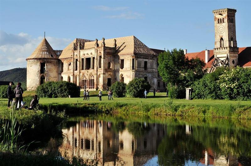 castele mai putin cunoscute din romania