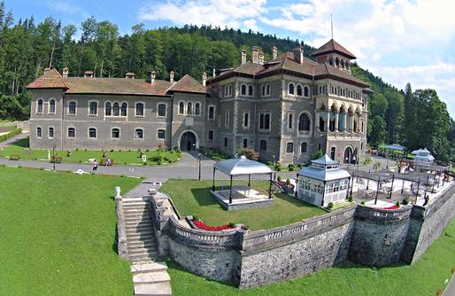 Castelul Cantacuzino Busteni Prahova