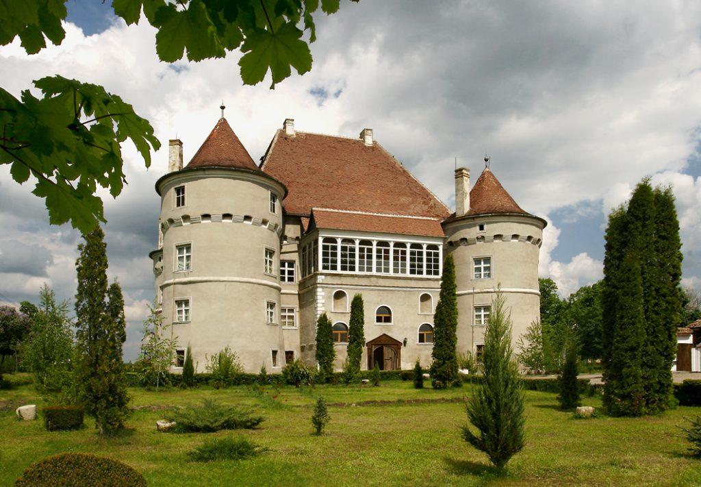 castelul Jidvei
