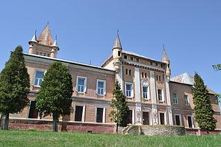 Castelul Kendeffy Hunedoara