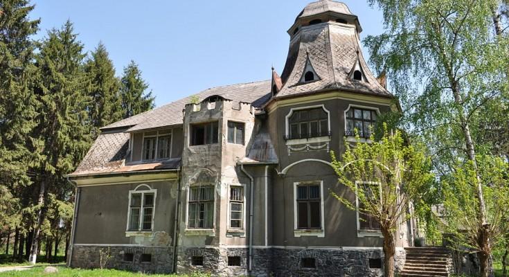 Castelul Pogány Hunedoara