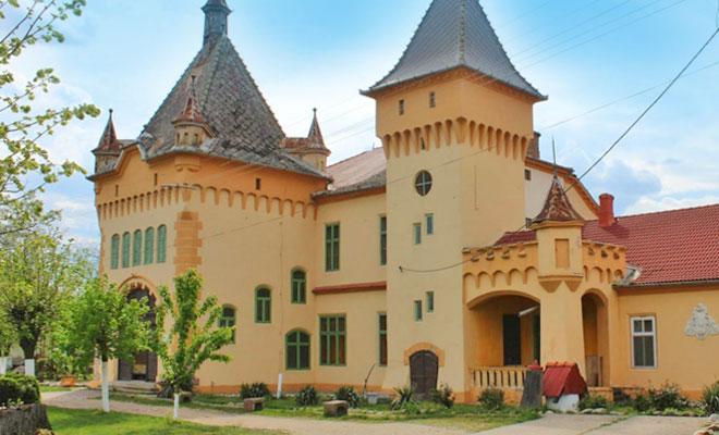 Castelul Purgly romania