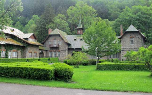 castelul de la posada comarnic