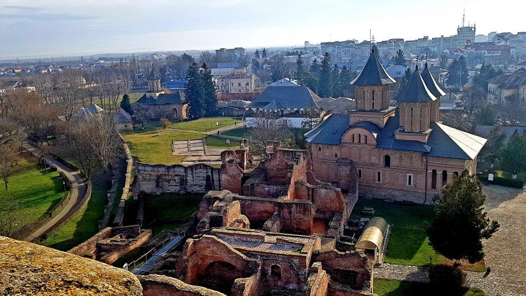Curtea Domneasca Targoviste city break
