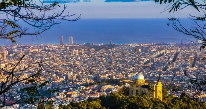 city break barcelona 2020